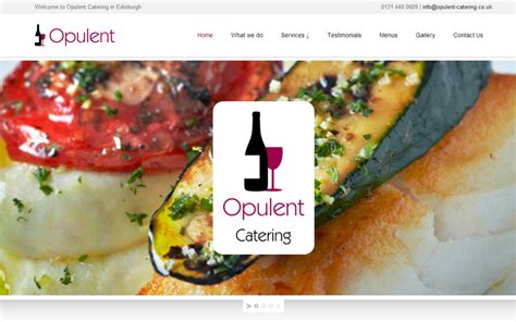 Opulent Caters opulent catering roslin design