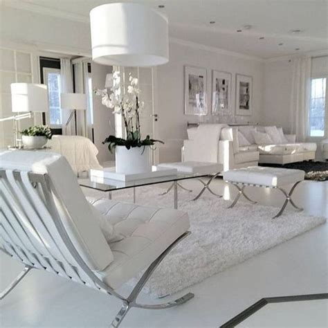 White Home Decor by Best 20 Luxury Living Rooms Ideas On