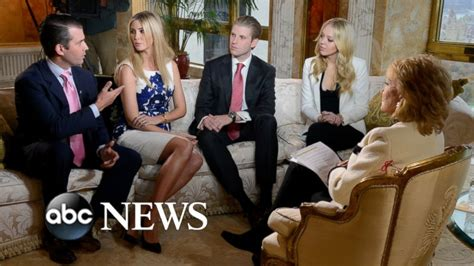 donald trump kids donald trump s children say quality time was learning the