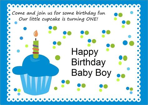 Wishing My Baby Happy Birthday Birthday Wishes For Baby Boy Images Pictures Page 14
