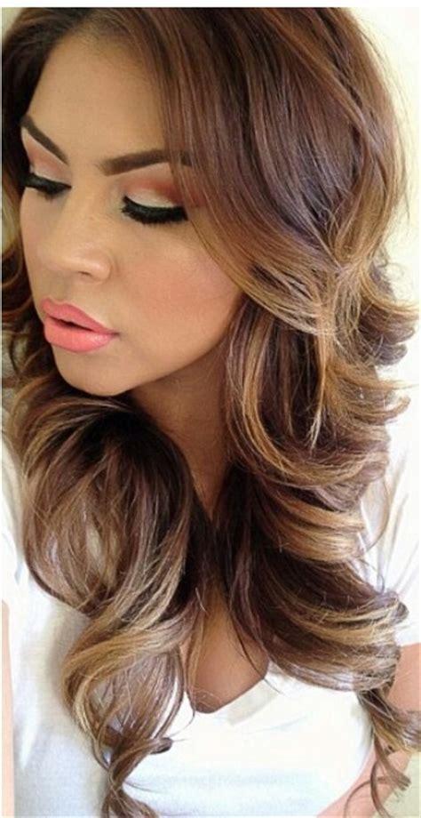 tintes de cabello para morenas 2015 tendencias de tinte y corte de cabello para este 2017