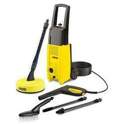 T50 Patio Cleaner by Karcher K294m Deluxe Audit Pressure Washer With T50