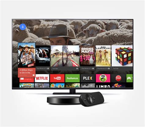 Tv Mobil Nexus nexus player is the nexus 6 for your television