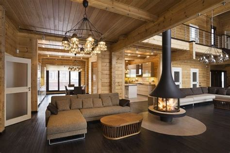 exclusive home interiors le log house le case con il legno a vista o case in tronchi