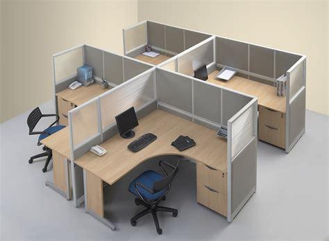 Meja Kantor Ikea modera partisi 5 series workstation 3 kemenangan jaya
