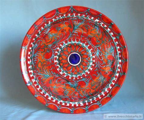 ceramiche santo stefano di camastra piastrelle piatto ceramica santo stefano camastra sicilia circles