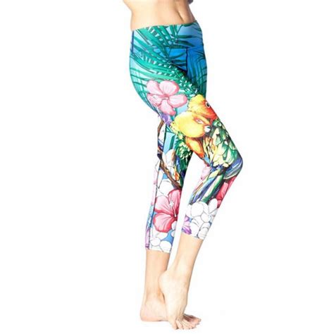 colorful workout colorful workout capris clothing