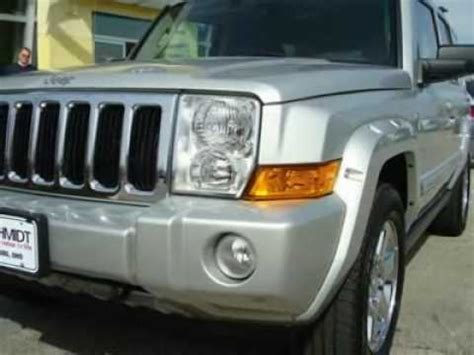 Jeep Commander Problems 2008 Jeep Commander Problems Pictures To Pin On