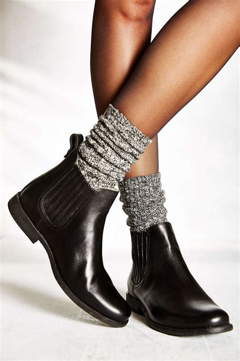 frye phillip ankle boot ankle boots boots and sock