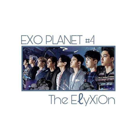exo elyxion tour dates exo planet 4 the eℓyxion exo l s amino