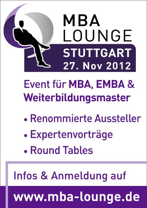 Mba Stuttgart mba lounge stuttgart feiert am 27 11 premiere