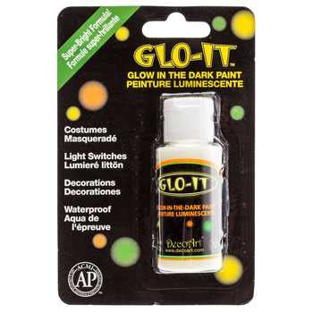 glow in the paint brands glo it glow in the paint hobby lobby 836791