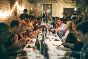 disco dinner new york city dining clubs are the new dinner