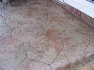 flagstone sted concrete gallery decorative and