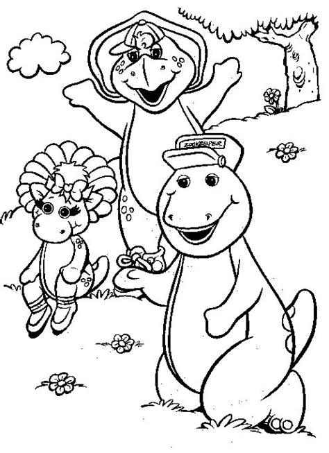coloring pages x com barney coloring pages coloringpages1001 com