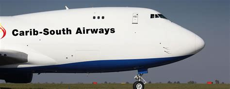 carib south airways direct cargo flight solution to the caribbean