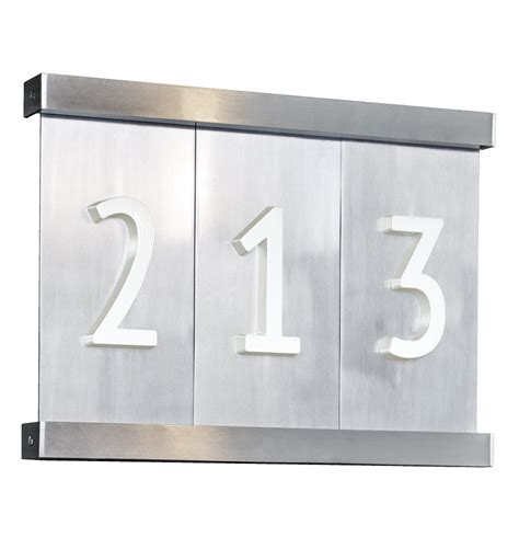 tile house numbers aluminum tile house numbers rejuvenation