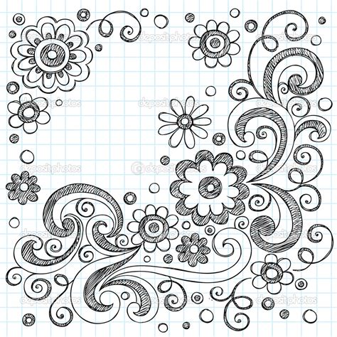 flower design k cool patterns for backgrounds to draw www pixshark com