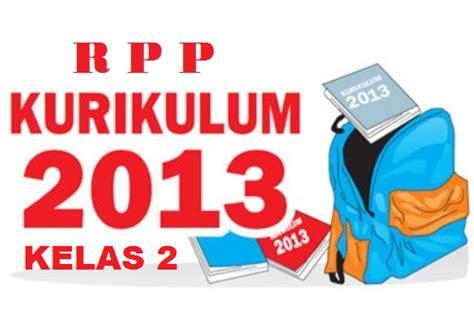 Tugas Tematik Kls 4 Sd rpp kurikulum 2013 untuk sd kelas 2 semester 1