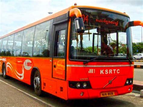 Ksrtc Low Floor Timings by Fort Kochi Airport Volvo Timings Nathan S