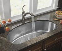 new kohler d shape undertone kitchen sink better esthetics