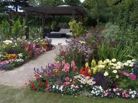 modern cottage garden before country cottages the contemporary cottage garden