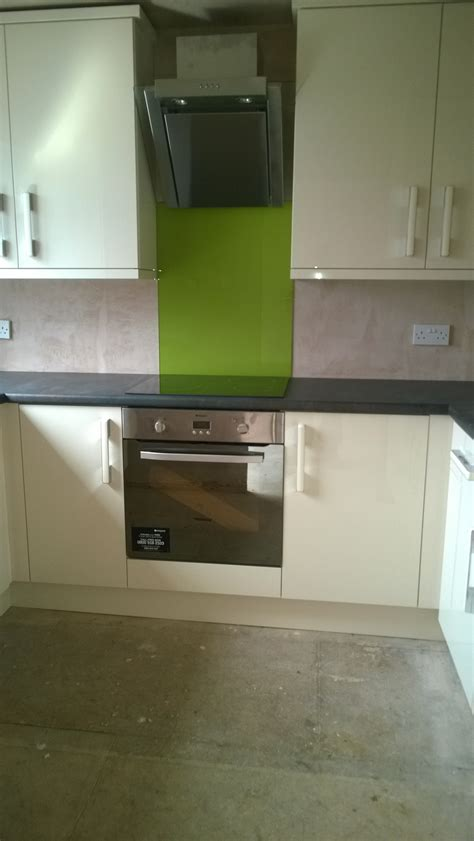 Kitchen installation in Glenrothes by Newage Kitchens