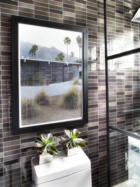 hgtv small bathroom makeovers modern small bath makeover hgtv