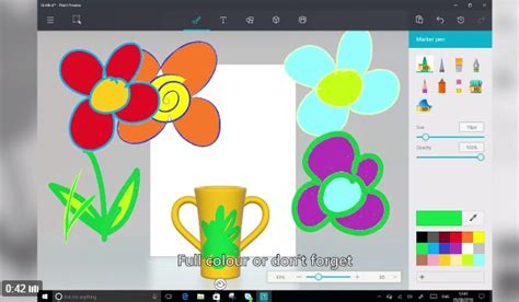 Paint 3d Aufkleber Download by Microsoft Macht Paint App 3d F 228 Hig Zdnet De