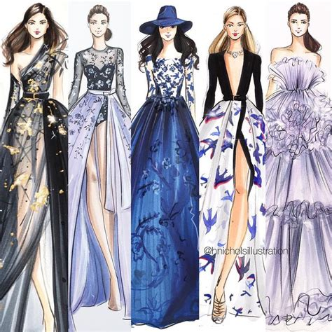 fashion design best 25 dress drawing ideas on dress painting