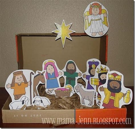 the ultimate guide to christian christmas crafts