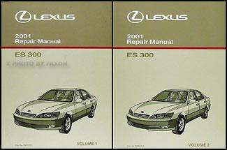 car repair manuals download 1997 lexus es windshield wipe control 2001 lexus es 300 wiring diagram manual original