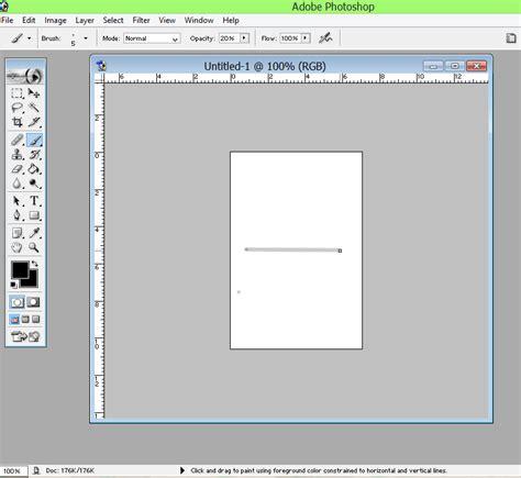 cara membuat garis horizontal di photoshop cara mudah membuat garis dengan photoshop deqwan1 blog