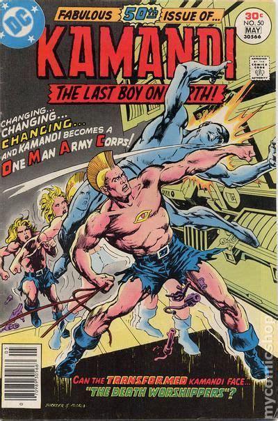 kamandi by jack kirby 1401274692 kamandi 1972 comic books