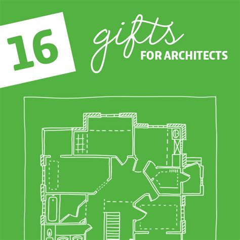 Gift For Architect | 16 creative gifts for architects dodo burd