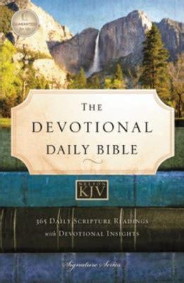 morning 365 devotionals like no other books kjv daily devotional bible lovechristianbooks