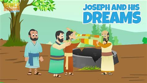 coat of many colors in the bible joseph and his coat of many colors bible stories for