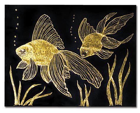 Sale Scratch Paper scratch gold silver foil paper set of 10 034065