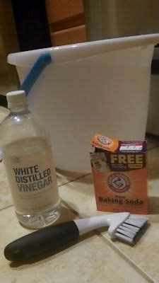 Cleaning Grout With Vinegar How To Clean Grout 2 Cups Vinegar 2 Cups Water 3 Tablespoons Baking Soda Also Try Clorox