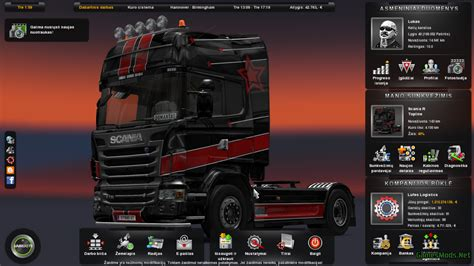 mods game euro truck simulator ultimate save game 187 gamesmods net fs17 cnc fs15 ets