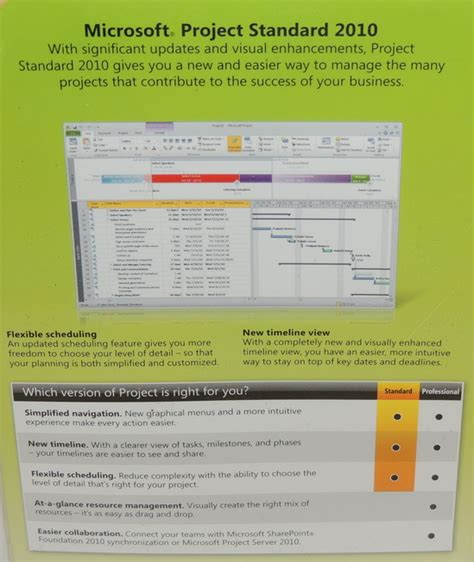 ebay full version site microsoft project standard 2010 full version disc