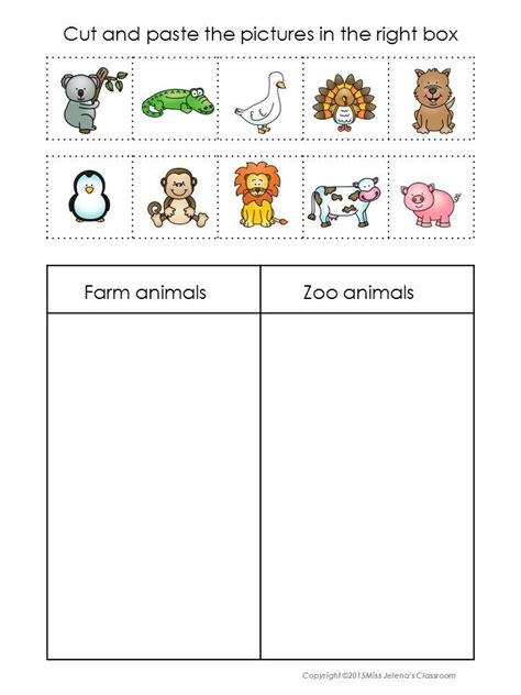 printable zoo animals for preschoolers pin by anna z on english pinterest farming zoos and