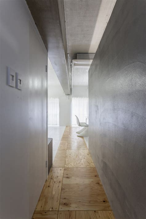 renovation of a 40 year old reinforced concrete apartment decoholic modern living room in barcelona apartment by arrcc