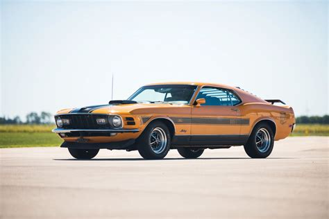 Ford Mustang Mach 1 by Ford Mustang Mach 1