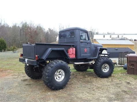 willys jeep pickup lifted pin by shaun belcher on willys pickup pinterest jeeps