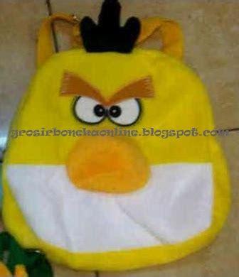 Tas Ransel 2 Resleting Hello Large 35cm 1 tas ransel angry bird kuning rp 55 000 grosir boneka