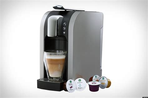 Coffee Maker Starbucks starbucks verismo review the new home brew coffee machine