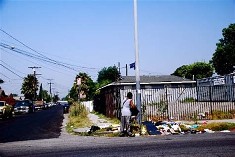 In South Los Angeles, Disparities in Health, Access to