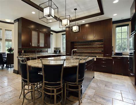 Kitchen Islands With Granite Tops luxury kitchen design ideas custom cabinets part 3