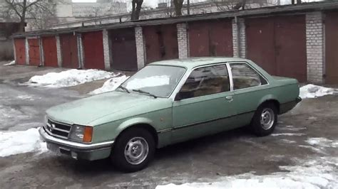 opel commodore c opel commodore c berlina 1979 2 5i automatic 3 doors youtube